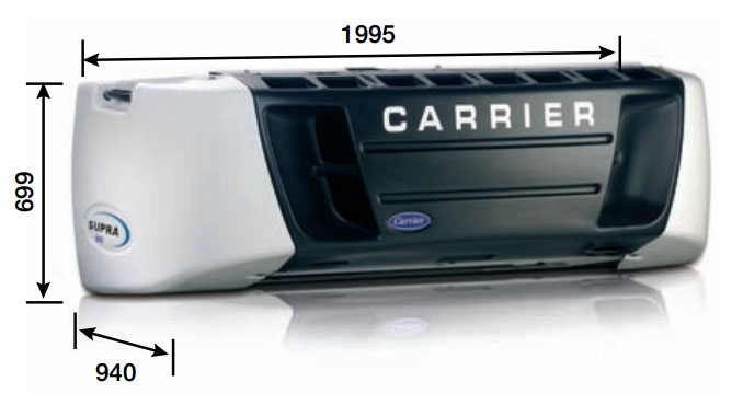 Carrier S 1000 City Z